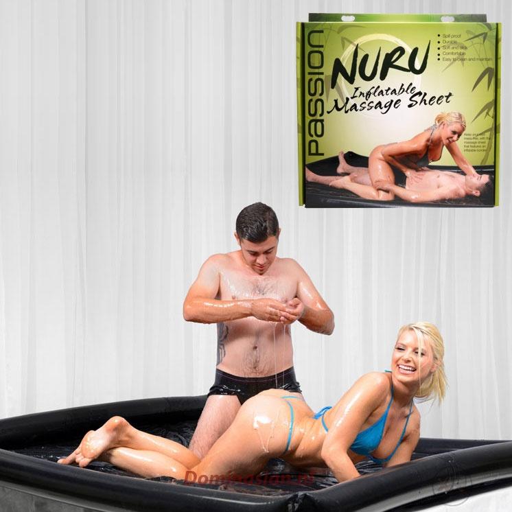 förspelet spel massage nuru